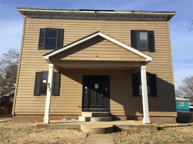 423 S 21st, Belleville, IL 62226 (#19009136) :: Holden Realty Group - RE/MAX Preferred