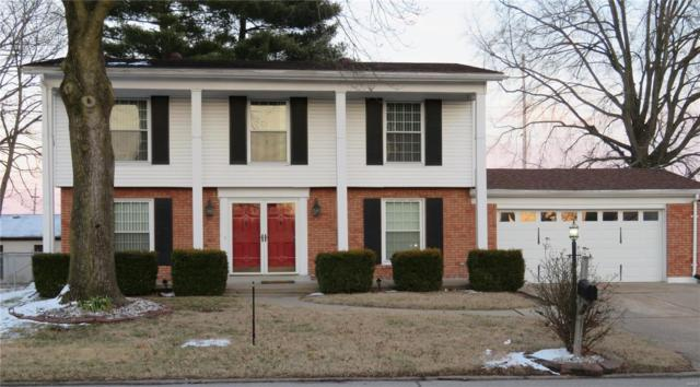 6 Bunker Hill, Belleville, IL 62221 (#19009150) :: Holden Realty Group - RE/MAX Preferred