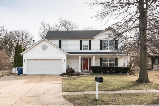 236 Paddlewheel Drive, Florissant, MO 63033 (#19009193) :: Holden Realty Group - RE/MAX Preferred