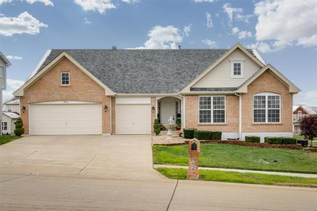 902 Ellis Park, Wentzville, MO 63385 (#19009454) :: Barrett Realty Group