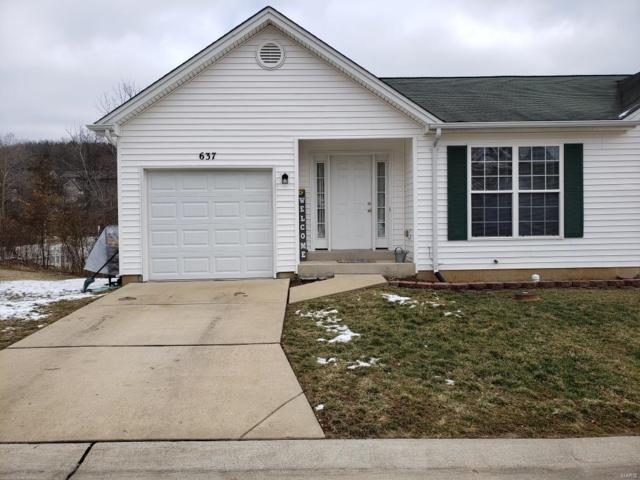637 Pacific Estates, Pacific, MO 63069 (#19009634) :: The Becky O'Neill Power Home Selling Team
