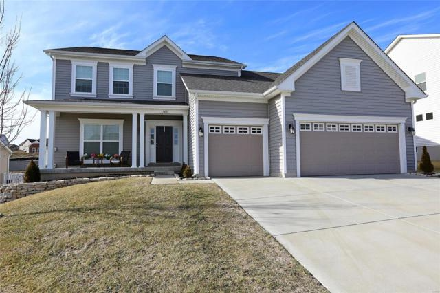 142 Wilmer Valley Drive, Wentzville, MO 63385 (#19009656) :: Barrett Realty Group