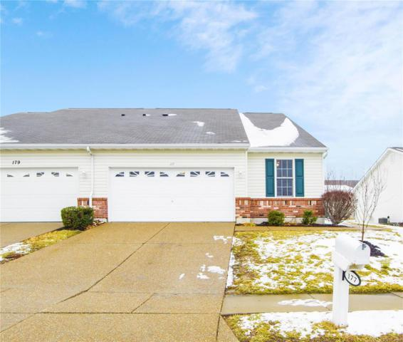 177 Silo View Drive 394A, Wentzville, MO 63385 (#19009764) :: Barrett Realty Group