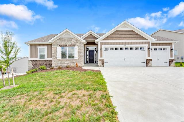825 Liberty Creek Drive, Wentzville, MO 63385 (#19009798) :: Barrett Realty Group