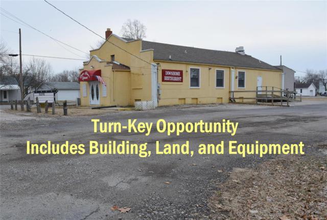 124 E Henry, STAUNTON, IL 62088 (#19009812) :: Fusion Realty, LLC