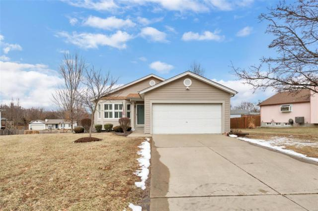 831 Summersong Drive, O'Fallon, MO 63366 (#19009820) :: St. Louis Finest Homes Realty Group