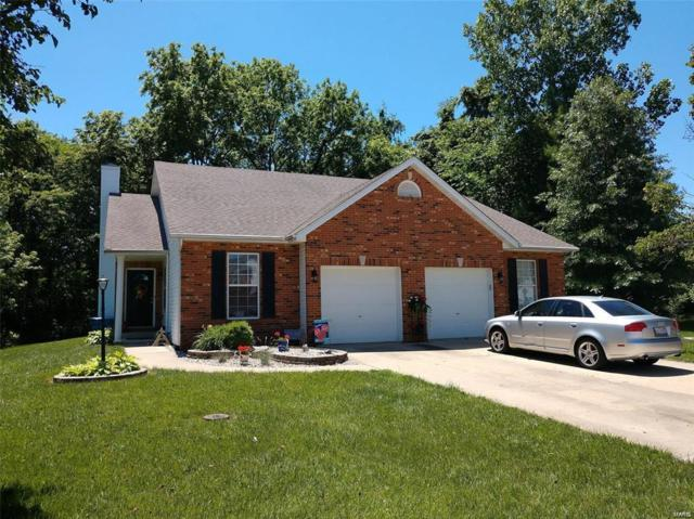 180 Northbay Court, Glen Carbon, IL 62034 (#19009826) :: Fusion Realty, LLC