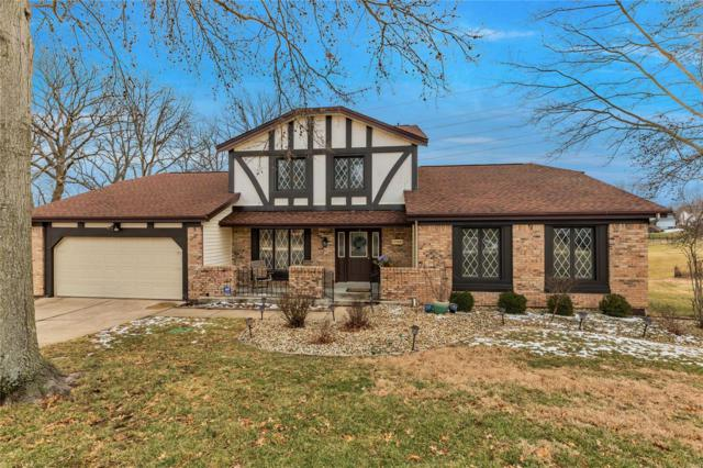 15900 Woodlet Way Court, Chesterfield, MO 63017 (#19009852) :: Barrett Realty Group