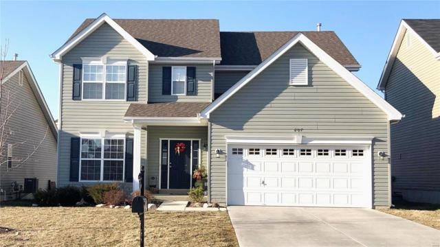 607 Prairiegate Court, Lake St Louis, MO 63367 (#19009874) :: St. Louis Finest Homes Realty Group