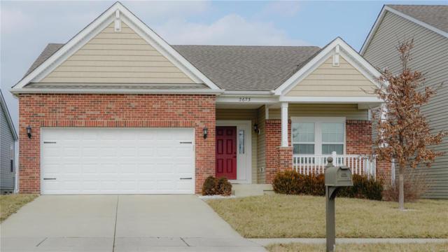 2673 Cedar Grove Drive, Belleville, IL 62221 (#19009910) :: Clarity Street Realty