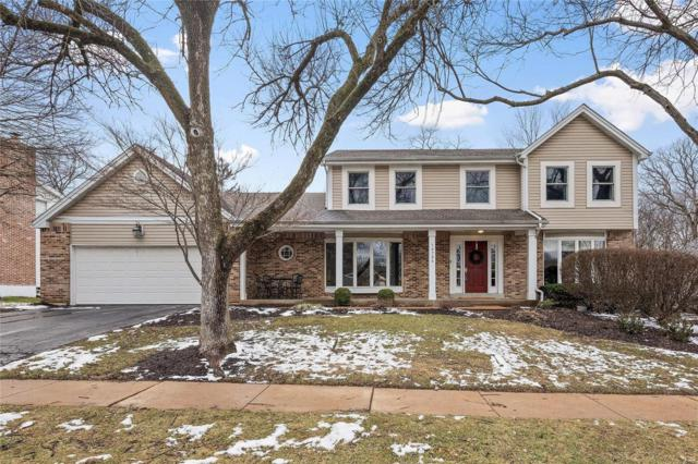 14784 Timberbluff Drive, Chesterfield, MO 63017 (#19009998) :: Barrett Realty Group