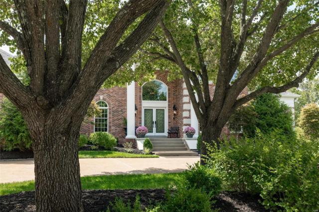 12808 Bellerive Springs Drive, Creve Coeur, MO 63141 (#19010017) :: St. Louis Finest Homes Realty Group
