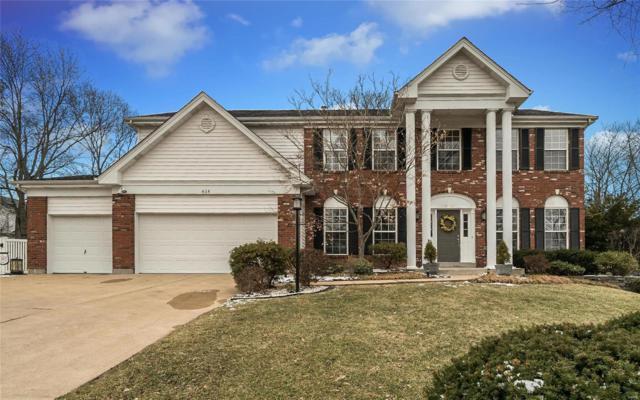 628 Kehrs Mill Ridge Drive, Ballwin, MO 63011 (#19010054) :: St. Louis Finest Homes Realty Group