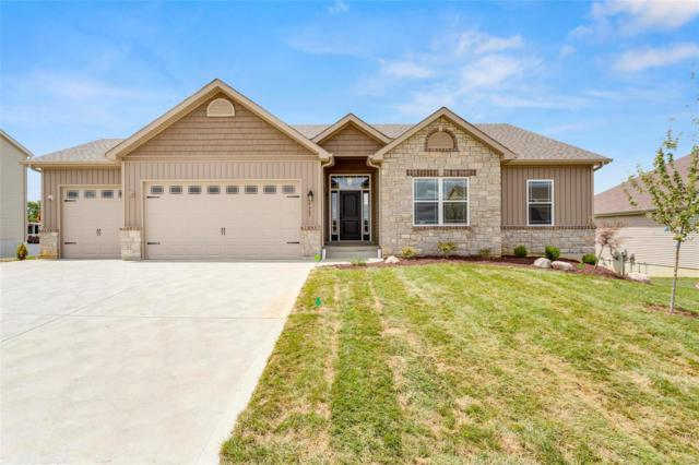4322 Broken Rock Drive, Wentzville, MO 63385 (#19010084) :: Barrett Realty Group