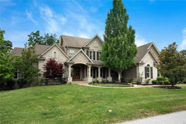 1510 Homestead Summit Drive, Wildwood, MO 63005 (#19010260) :: Hartmann Realtors Inc.