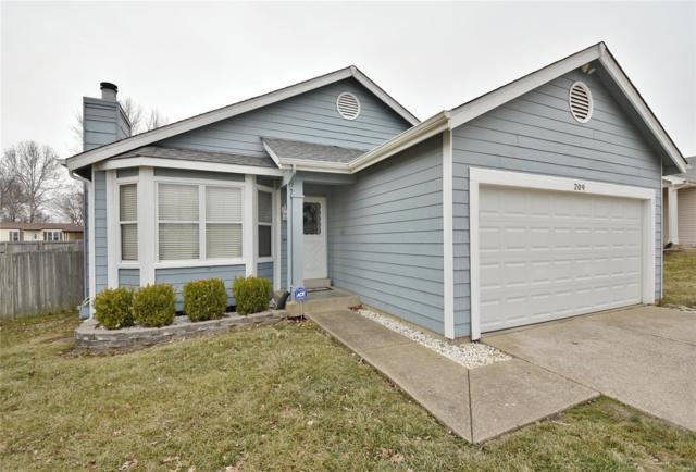 209 Mondair Drive, O'Fallon, MO 63368 (#19010275) :: St. Louis Finest Homes Realty Group