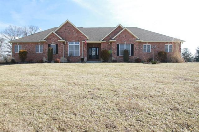 212 Tyler Drive, Troy, IL 62294 (#19010297) :: RE/MAX Professional Realty