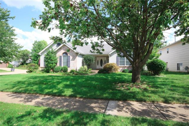 209 Strawberry Hill Estates Drive, O'Fallon, MO 63366 (#19010329) :: St. Louis Finest Homes Realty Group