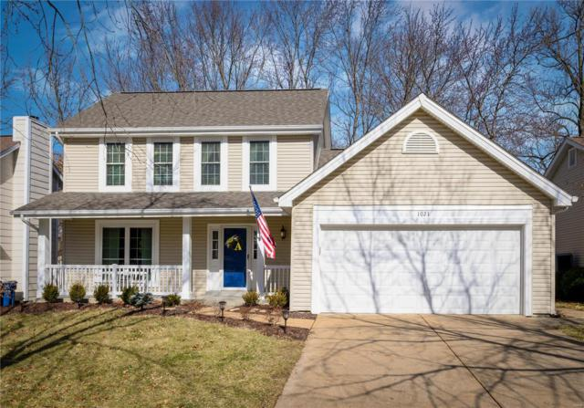 1021 Columbard Drive, Ballwin, MO 63021 (#19010352) :: St. Louis Finest Homes Realty Group