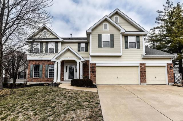 16143 Copper Lantern Drive, Wildwood, MO 63040 (#19010390) :: Barrett Realty Group