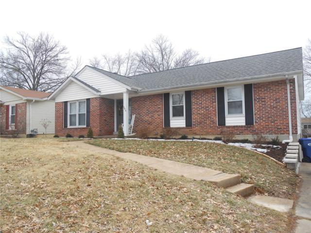 346 Palermo Drive, Ballwin, MO 63021 (#19010404) :: St. Louis Finest Homes Realty Group