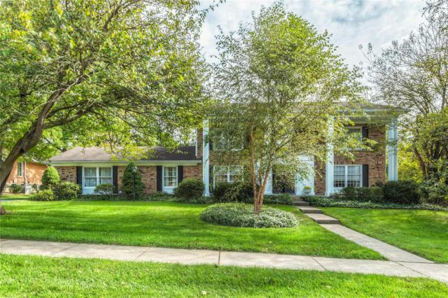 214 Greentrails Drive, Chesterfield, MO 63017 (#19010451) :: Barrett Realty Group