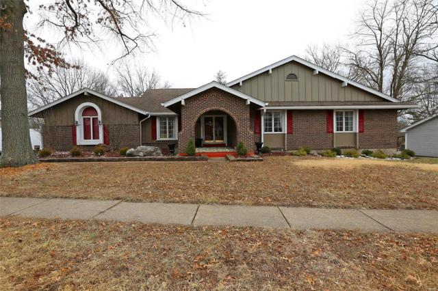 518 Holshire Way, Ballwin, MO 63011 (#19010481) :: St. Louis Finest Homes Realty Group