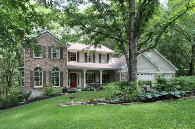 1422 Pine Ridge Estates Court, Wildwood, MO 63021 (#19010491) :: St. Louis Finest Homes Realty Group
