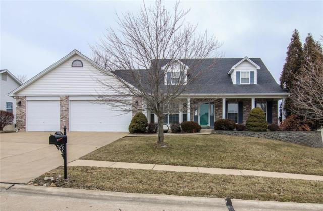1121 Whispering Pines Drive, Dardenne Prairie, MO 63368 (#19010556) :: Clarity Street Realty