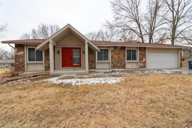 5 Marne Drive, Lake St Louis, MO 63367 (#19010608) :: St. Louis Finest Homes Realty Group