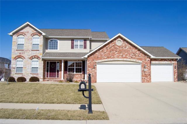 9719 Winchester Street, Mascoutah, IL 62258 (#19010687) :: Clarity Street Realty