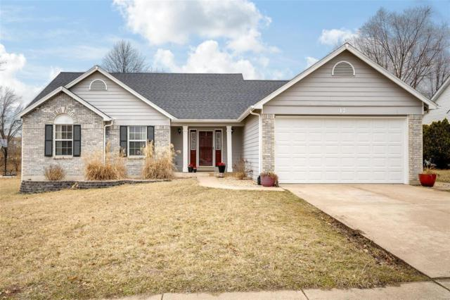 17 Jay Dee Court, Dardenne Prairie, MO 63368 (#19010819) :: The Kathy Helbig Group
