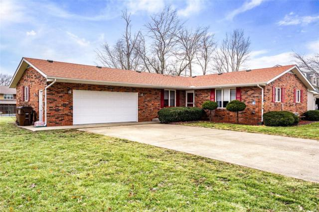 1313 Jane Drive, GILLESPIE, IL 62033 (#19011022) :: Clarity Street Realty