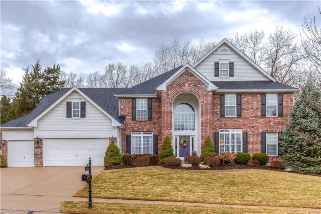1619 Whispering Hollow Court, Wildwood, MO 63038 (#19011348) :: Clarity Street Realty