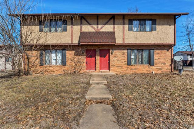 101 Kingsway Drive, Belleville, IL 62226 (#19011480) :: Fusion Realty, LLC