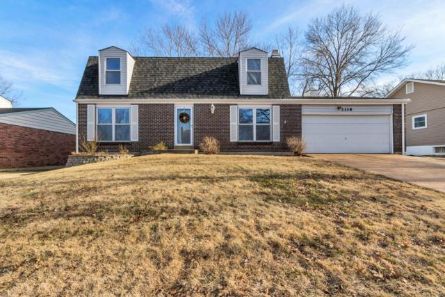 2138 Meadow Drive, Barnhart, MO 63012 (#19011660) :: RE/MAX Professional Realty