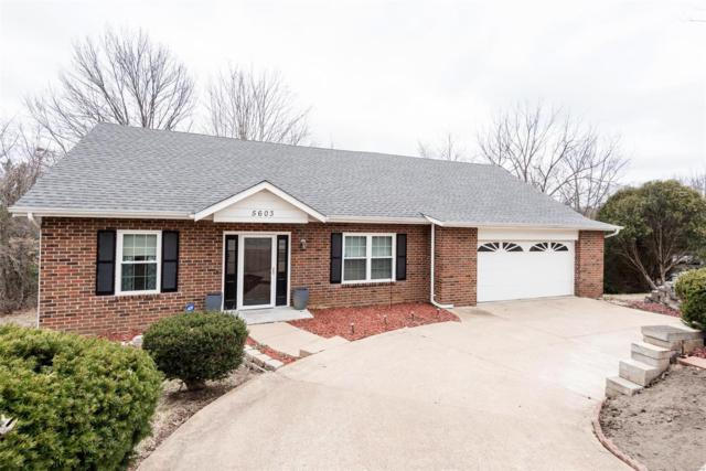 5603 Hillridge Court, St Louis, MO 63128 (#19011704) :: Holden Realty Group - RE/MAX Preferred