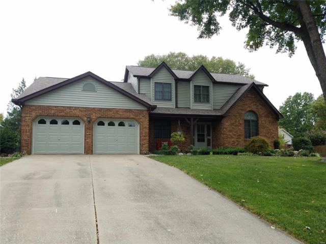 126 E Willow Bend Drive, Glen Carbon, IL 62034 (#19011706) :: Fusion Realty, LLC