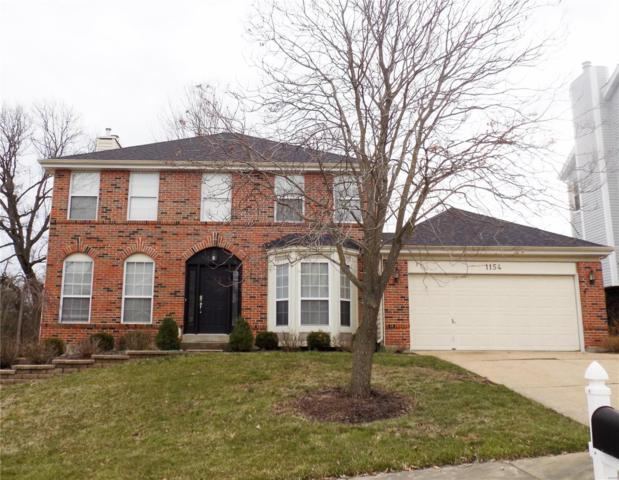 1154 Dunston, St Louis, MO 63146 (#19012811) :: Clarity Street Realty
