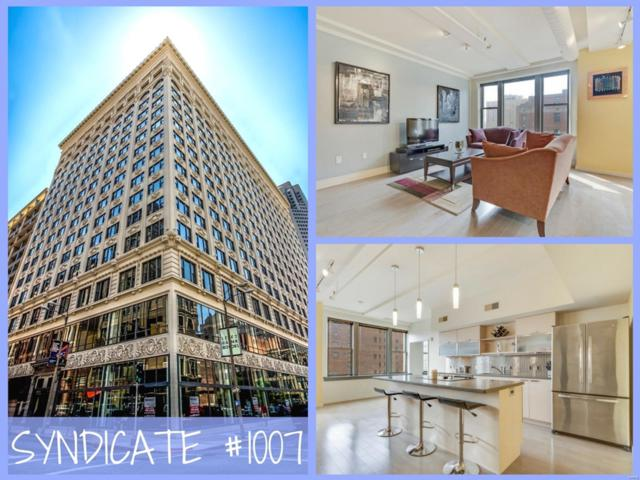915 Olive Street #1007, St Louis, MO 63101 (#19012822) :: Holden Realty Group - RE/MAX Preferred