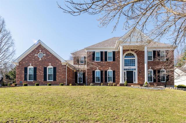 14812 Brook Hill Drive, Chesterfield, MO 63017 (#19012847) :: Kelly Hager Group | TdD Premier Real Estate