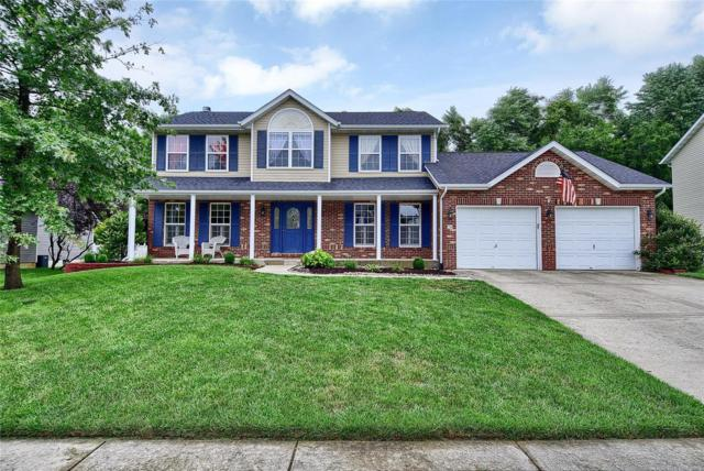 26 Sunset Chase, Troy, IL 62294 (#19012979) :: Fusion Realty, LLC