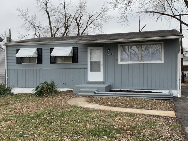 1208 Prigge Avenue, St Louis, MO 63138 (#19013075) :: RE/MAX Professional Realty
