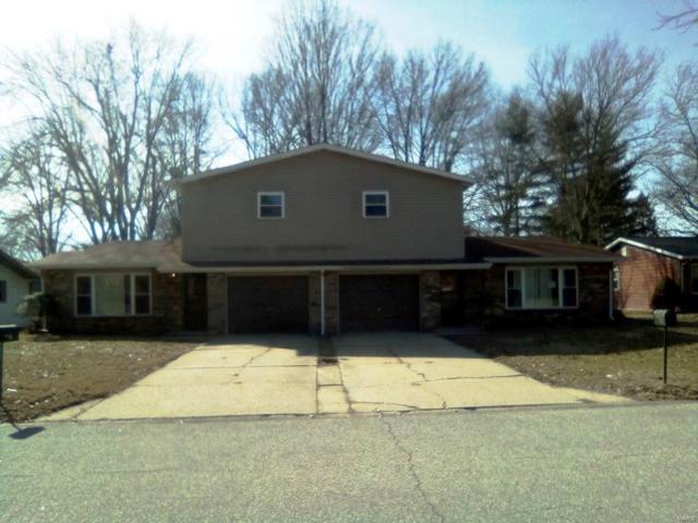 2621 Eastview Drive, Belleville, IL 62221 (#19013142) :: Fusion Realty, LLC