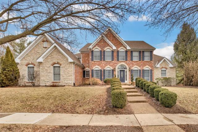 9016 Spy Glass Place, O'Fallon, MO 63368 (#19013421) :: Clarity Street Realty