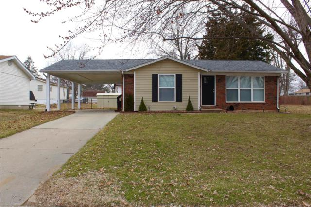 707 Galahad Lane, Troy, IL 62294 (#19013499) :: Clarity Street Realty
