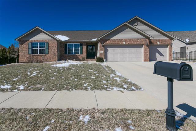 909 Indian Prairie Drive, Mascoutah, IL 62258 (#19013582) :: Fusion Realty, LLC