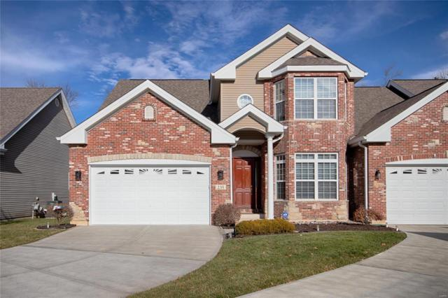 235 Woodland Place Court, Saint Charles, MO 63303 (#19013647) :: Clarity Street Realty