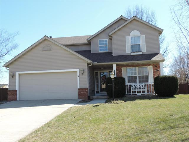 2712 Cabin Creek Court, Edwardsville, IL 62025 (#19013864) :: Hartmann Realtors Inc.