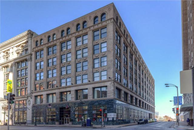 901 Washington Avenue #408, St Louis, MO 63101 (#19013985) :: Clarity Street Realty